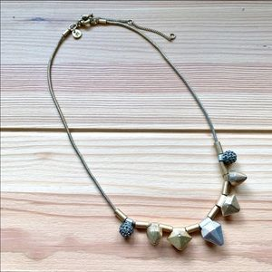 Madewell Gold and Silver Necklace